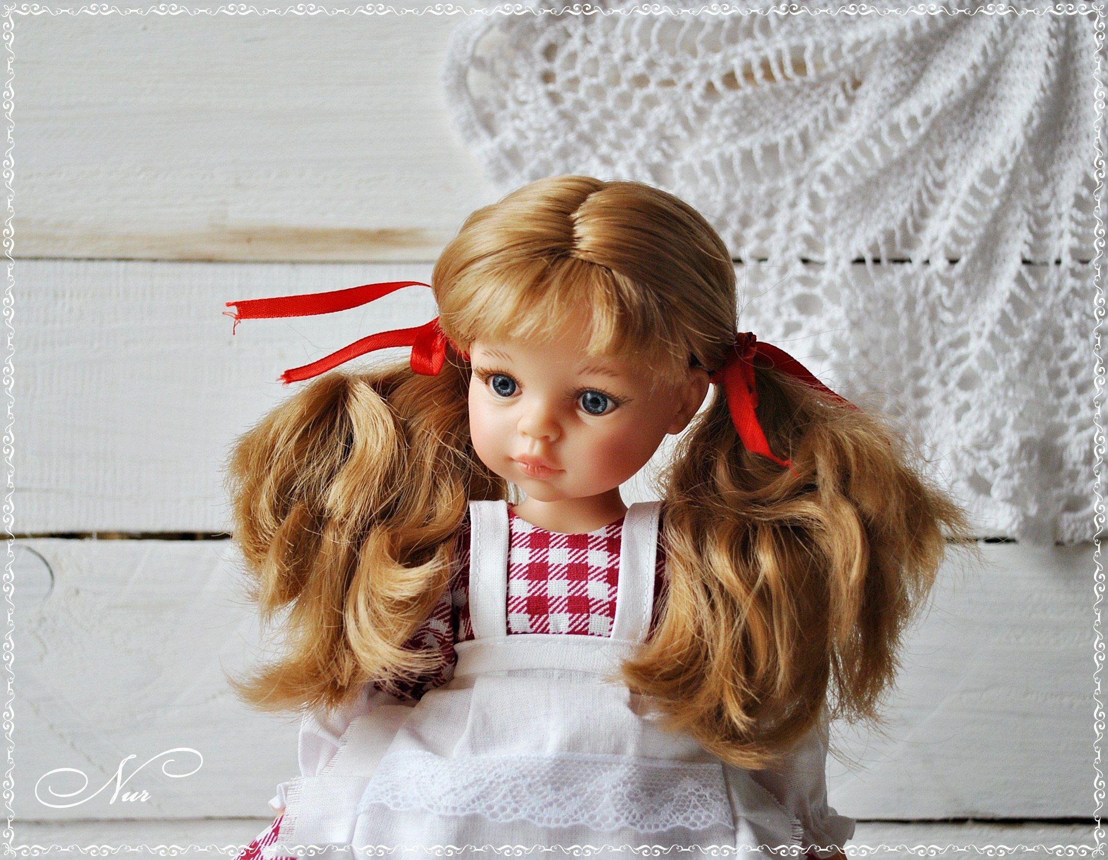 Испанские куклы Paola Reina   Reina