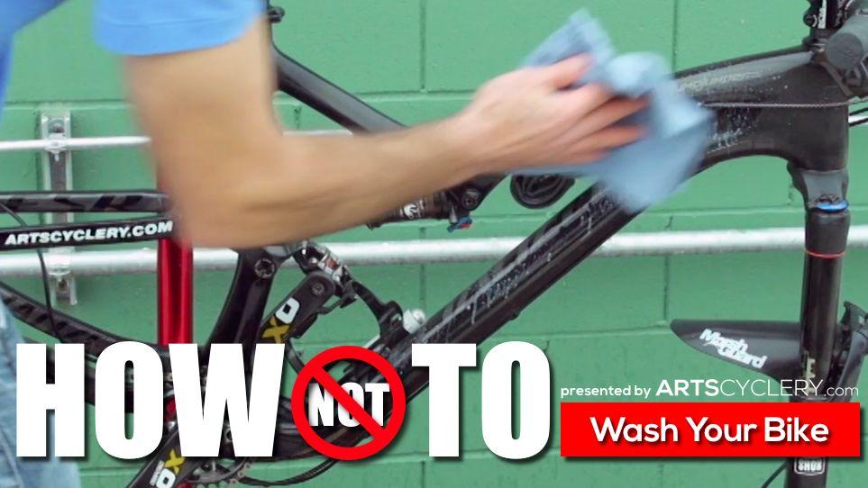How To Wash Your Bike Bike Mechanics