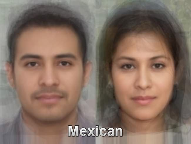 Average mexican woman
