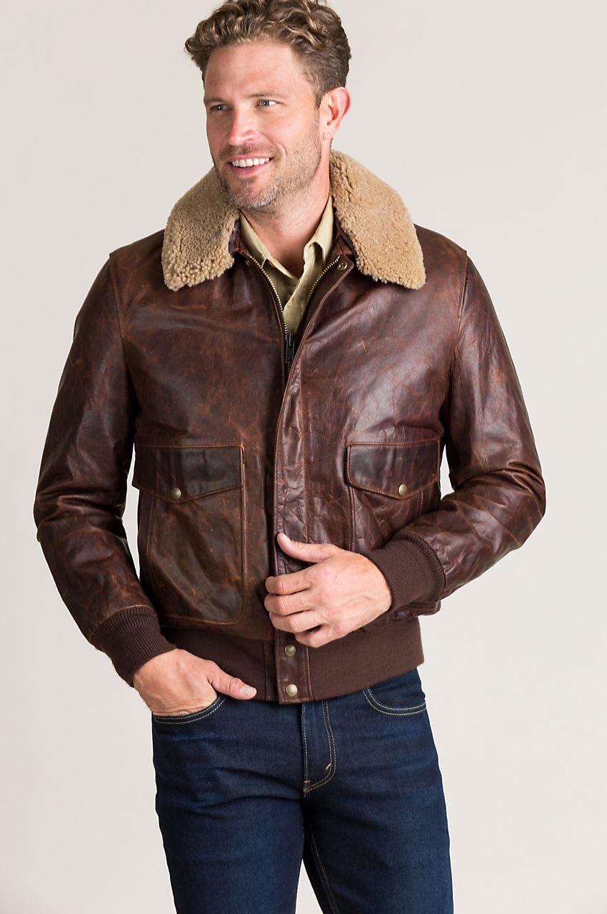 Heroes A 2 Vintage Style Leather Flight Bomber Jacket Overland Leather Flight Jacket Leather Jacket Men Leather Jacket Outfit Men [ jpg ]