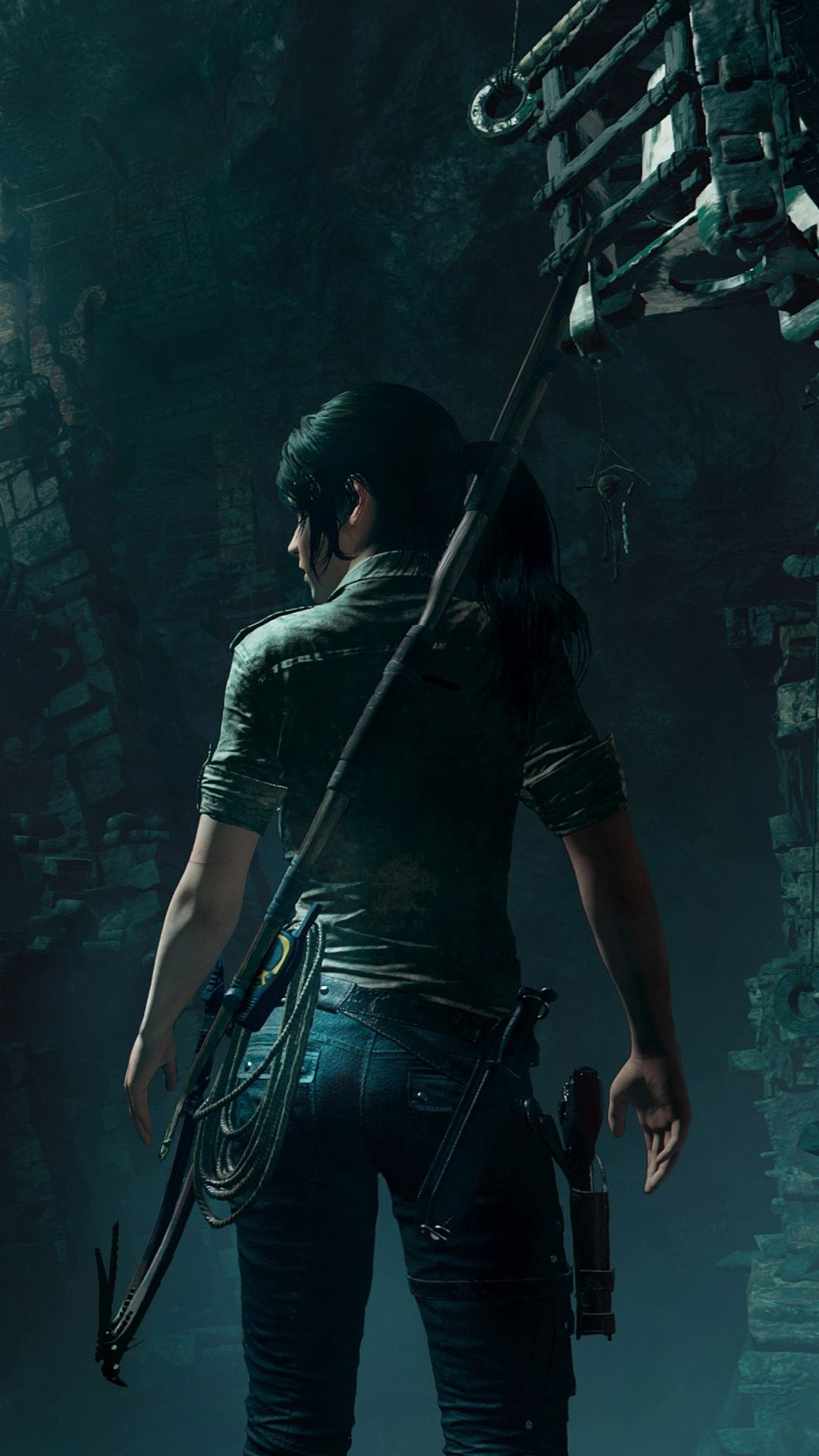 Video Game Warrior 2018 Video Game Shadow Of The Tomb Raider