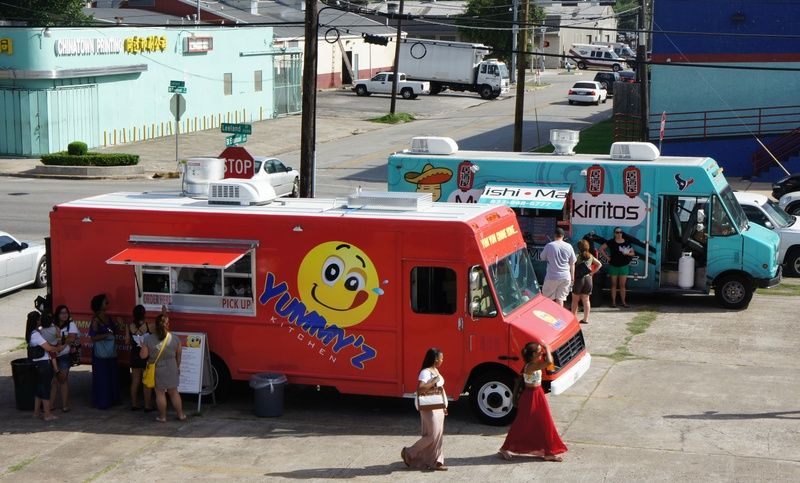 Food trucks rejoice houston food trucks could finally be