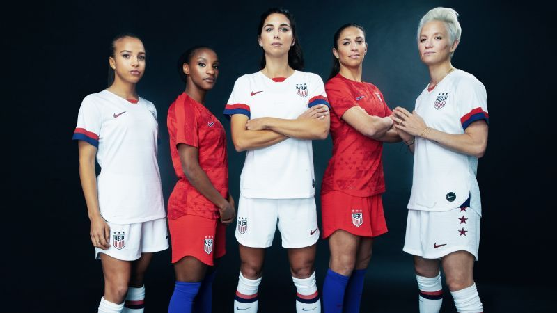 First Look At Throwback Uswnt World Cup Kits Fifa Women S World Cup World Cup Jerseys World Cup Champions