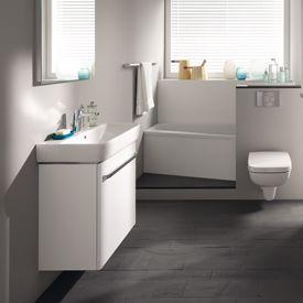 Sphinx 320 xs badkamerserie. Oplossingen voor kleine badkamers. | De ...