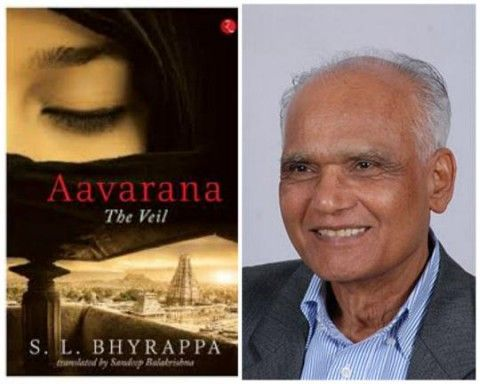 A detailed analysis of Aavarana: The Veil by S L  Bhyrappa