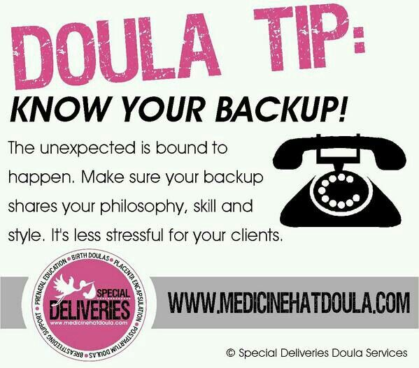 30 doula business tips...tip #3