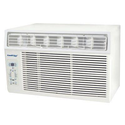 Kwikset Kool King 12 000 Btu Energy Star Window Air Conditioner