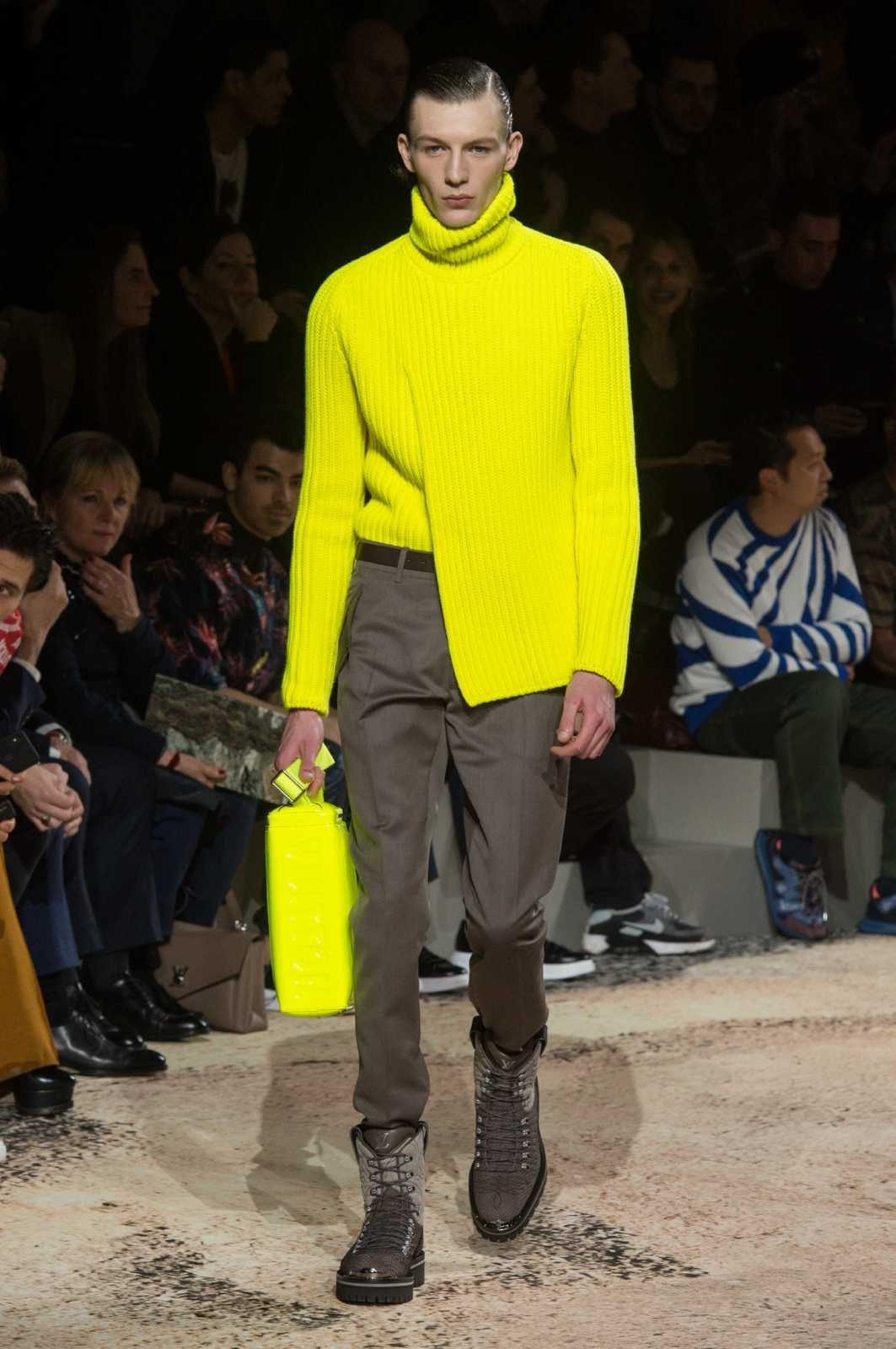 2a14f2e6838 Male Fashion Trends  Louis Vuitton Fall-Winter 2018-2019
