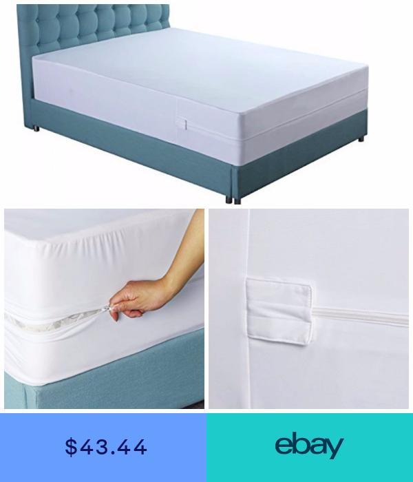 Best Mattress Cover Bedding Encasement Bed Bugs Mattress