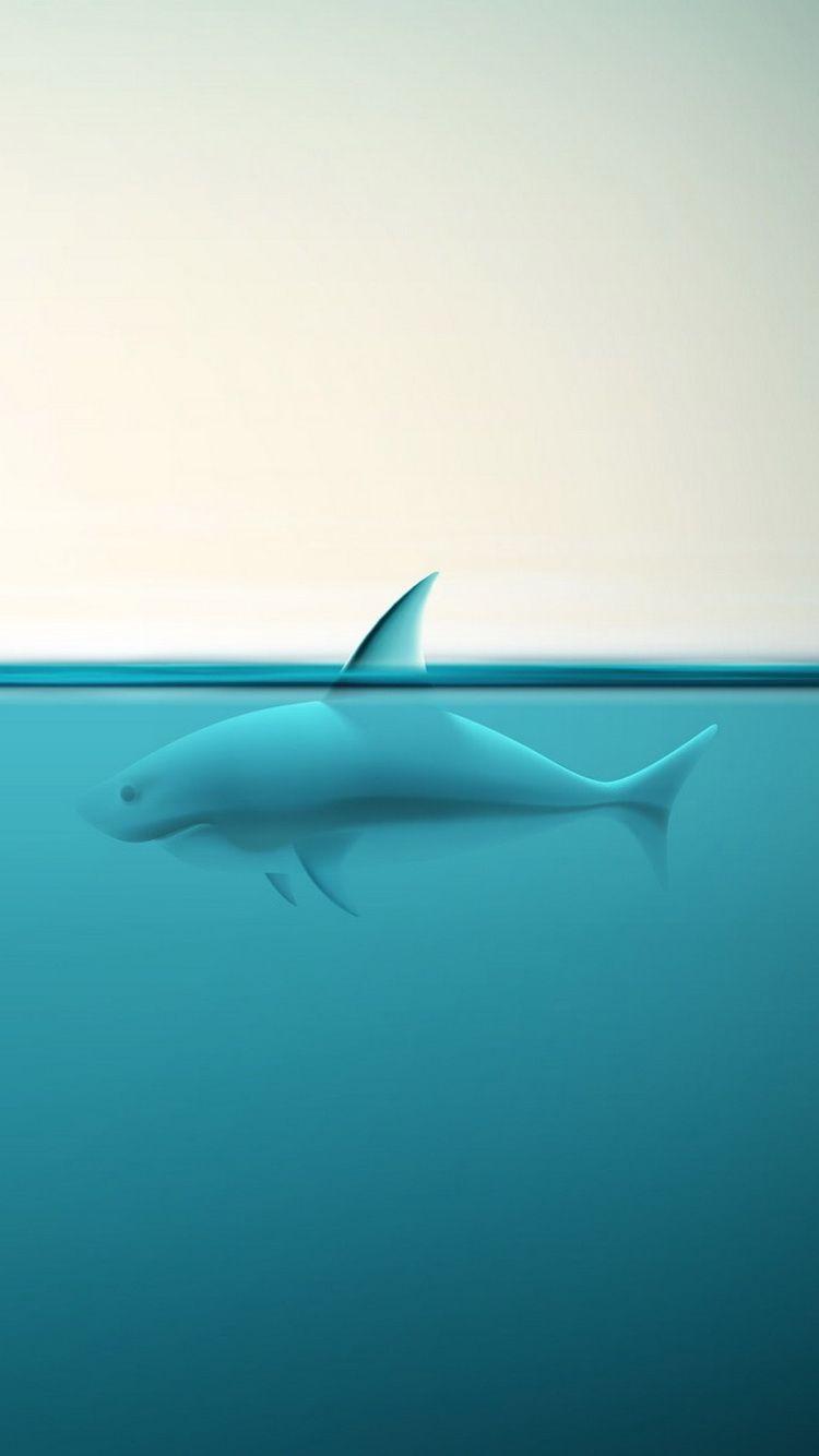 get shark wallpaper - photo #26