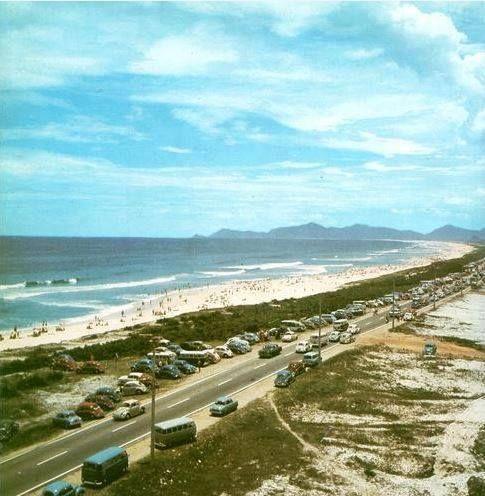 Barra da Tijuca,Anos 60✳