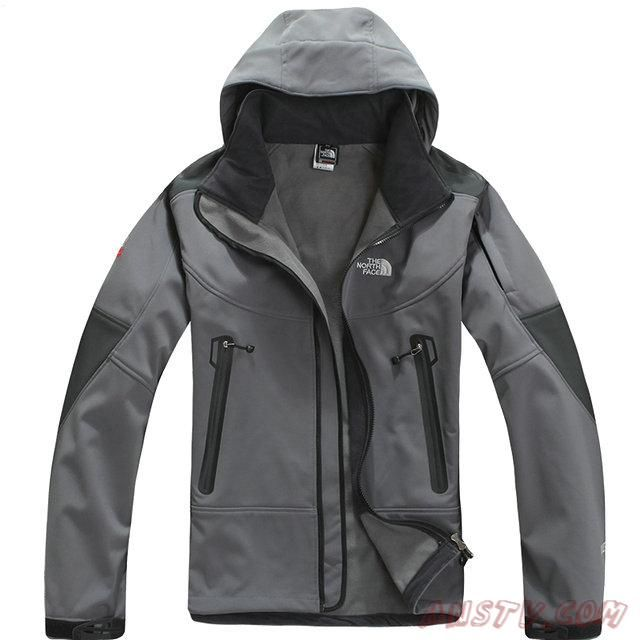 0b7bf61c26 Explore North Face Clearance, Cheap North Face and more! Hommes The North  Face Windstopper Veste Gris Sortie TNF5995