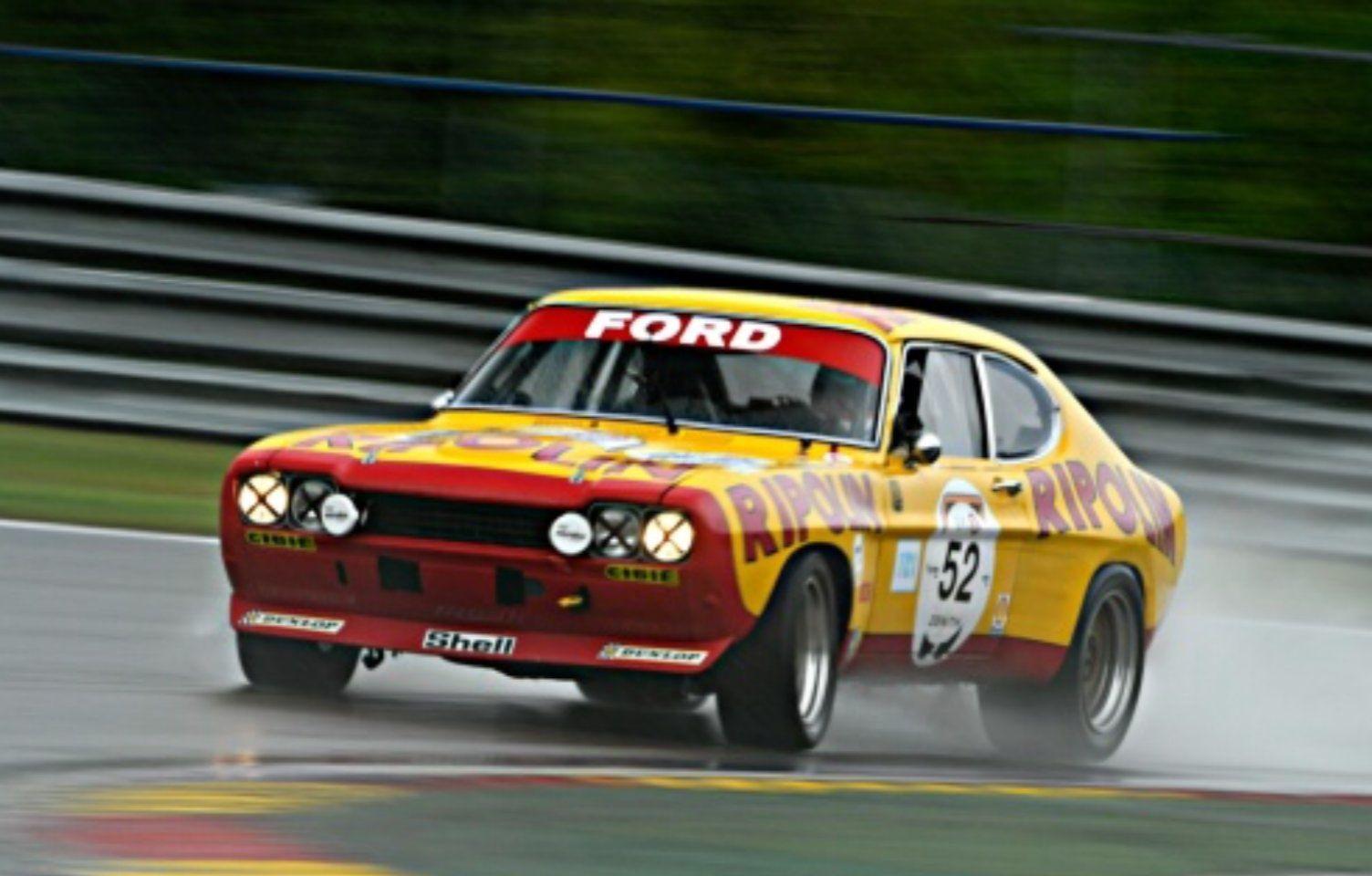Replica Ford Capri Rs Gp 2 1971 Https Www Classicdriver Com En