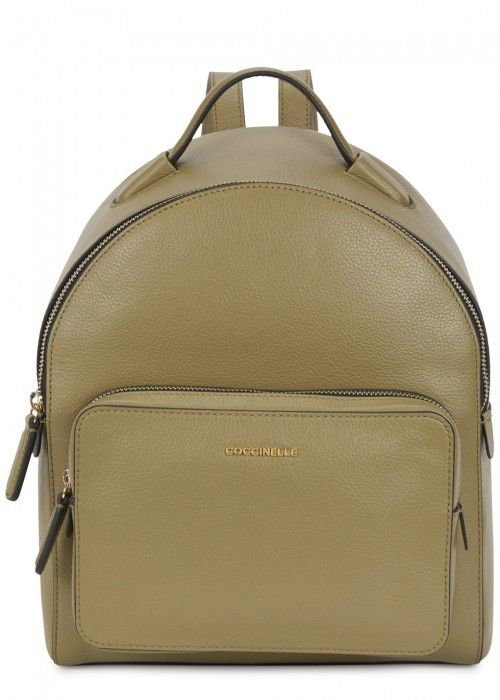 COCCINELLE CLEMENTINE MEDIUM LEATHER BACKPACK.  coccinelle  bags ... fa68eaff90edf