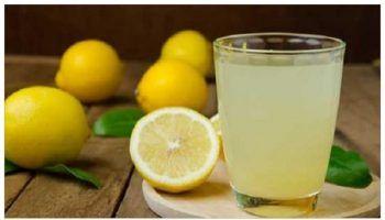 L'eau au citron fait maigrir, éloigne les maladies, réduit