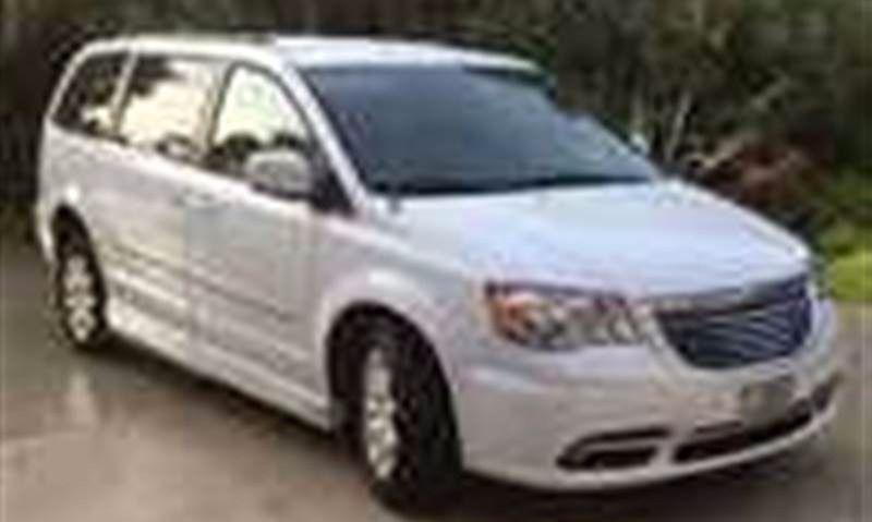 Used 2014 Chrysler Town Country Wheelchair Van Van For Sale