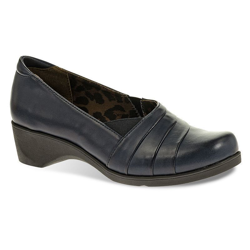 Soft Style by Hush Puppies ... Kambra Women's Pleated Slip-On Shoes sale supply G61JJeyMN
