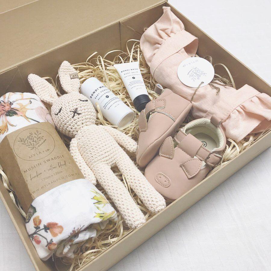 Baby gift box baby shower gift box newborn gift box