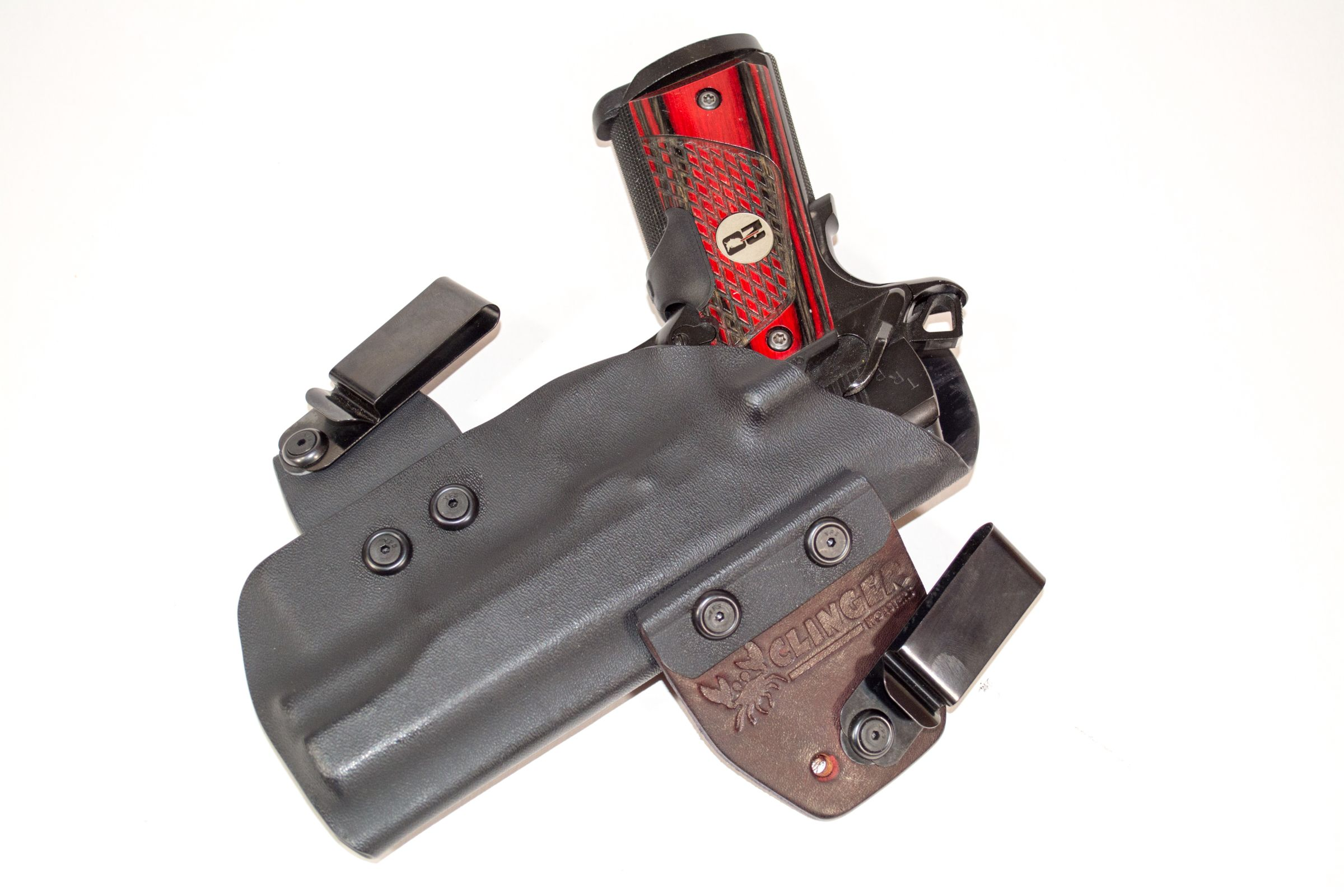 Holster Review: The Clinger Holsters No Print Wonder | Guns