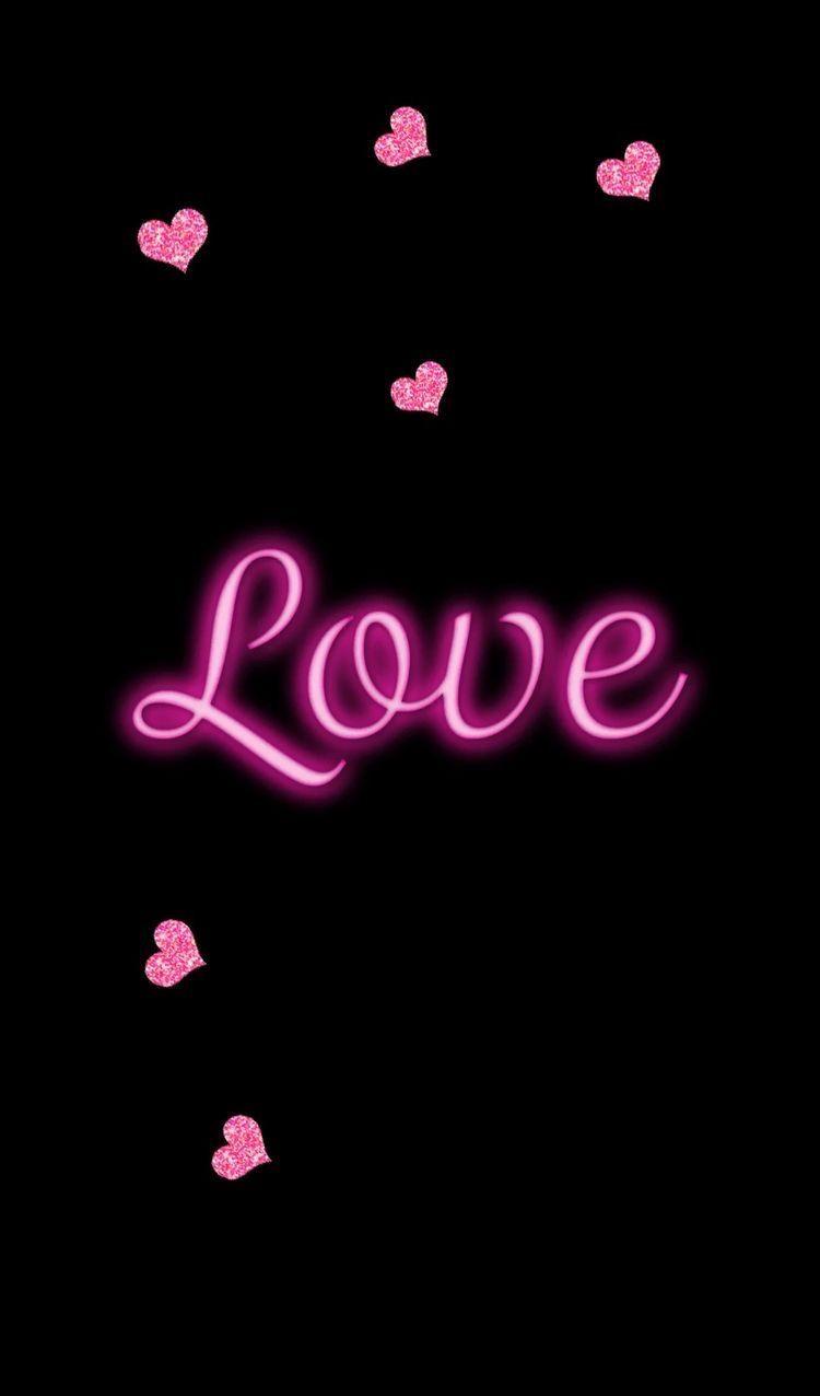 Love wallpaper, Heart wallpaper, Iphone ...