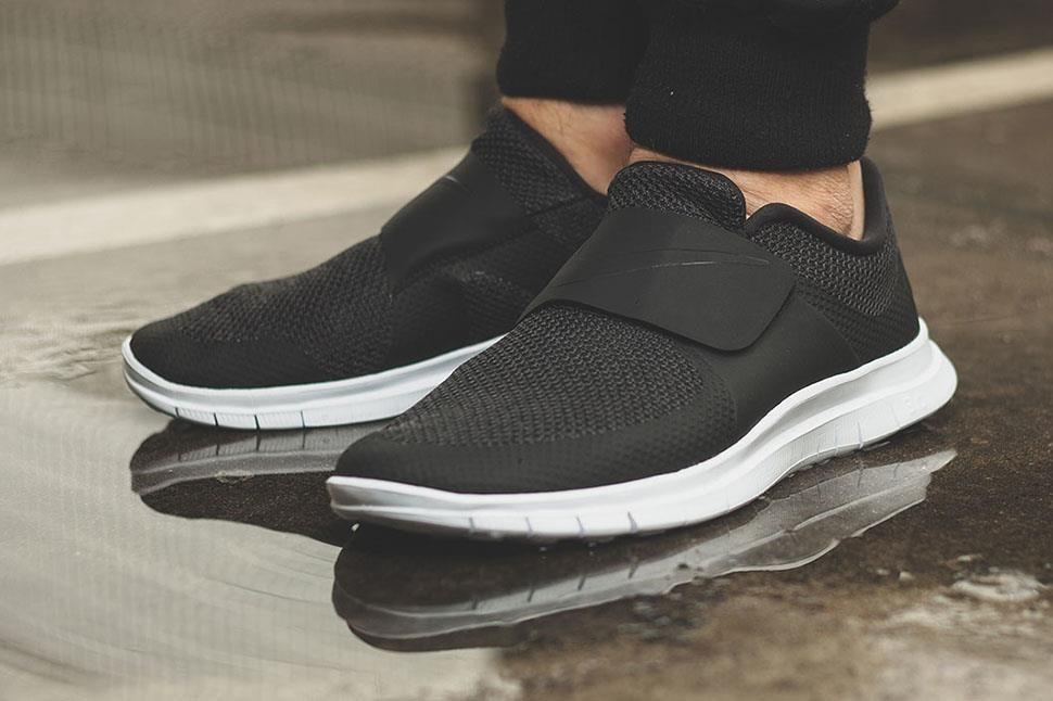 competitive price ebb22 7391e Hàng Chính hãng  Nike socfly 3.0 Running trainning black white ...