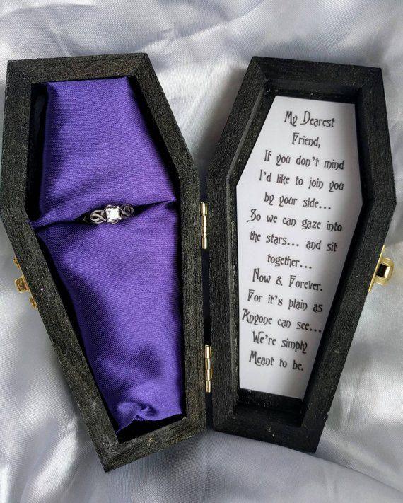 Nightmare before christmas wedding gift ideas