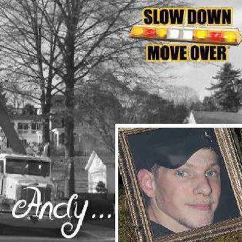 my nephew Andrew Oct 13, 1988-Jan 4, 2012 missed every, single day RIP sweet angel