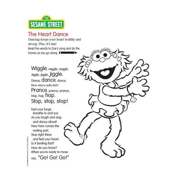 5 Places To Find Sesame Street Coloring Sheets