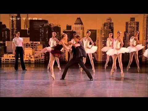 Something Like This Choreography Center Stage The Way You Make Me Feel Hd Youtube Ballet Bailarinas De Ballet Bailarinas