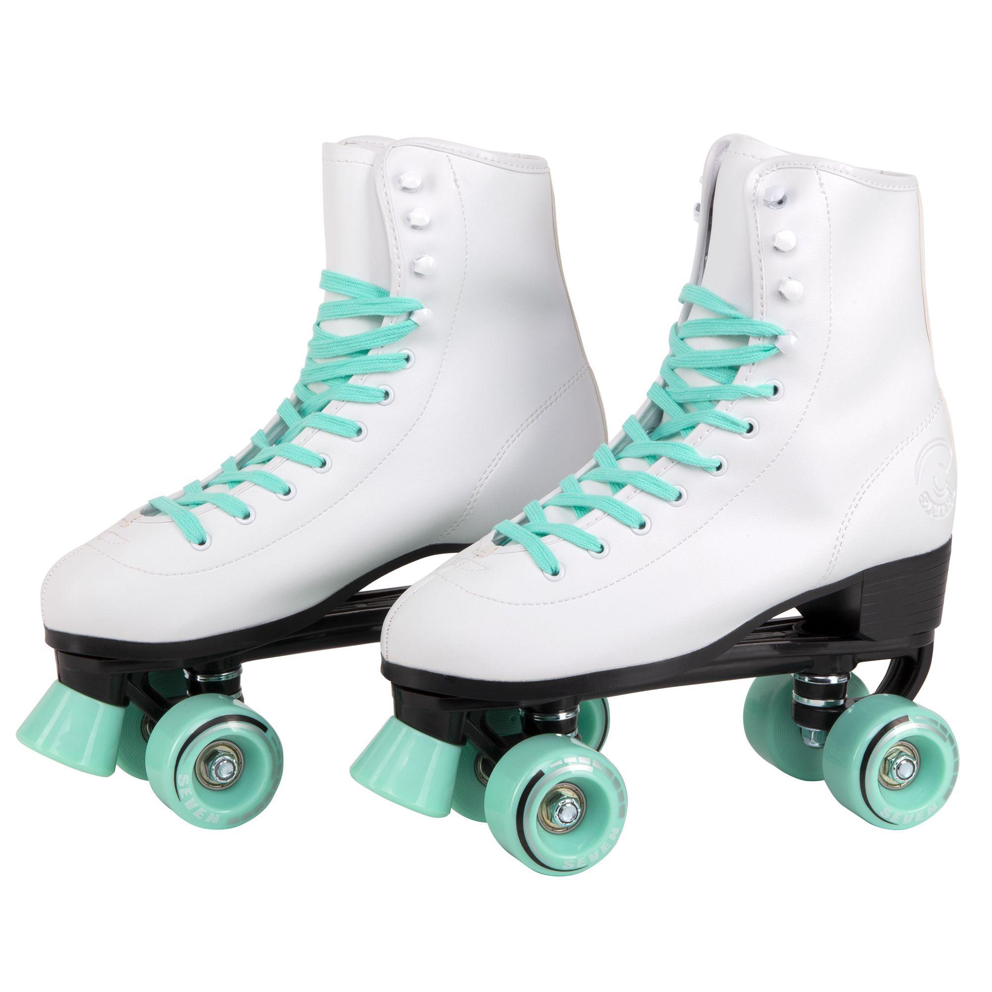 Quad roller skates, Roller skate shoes