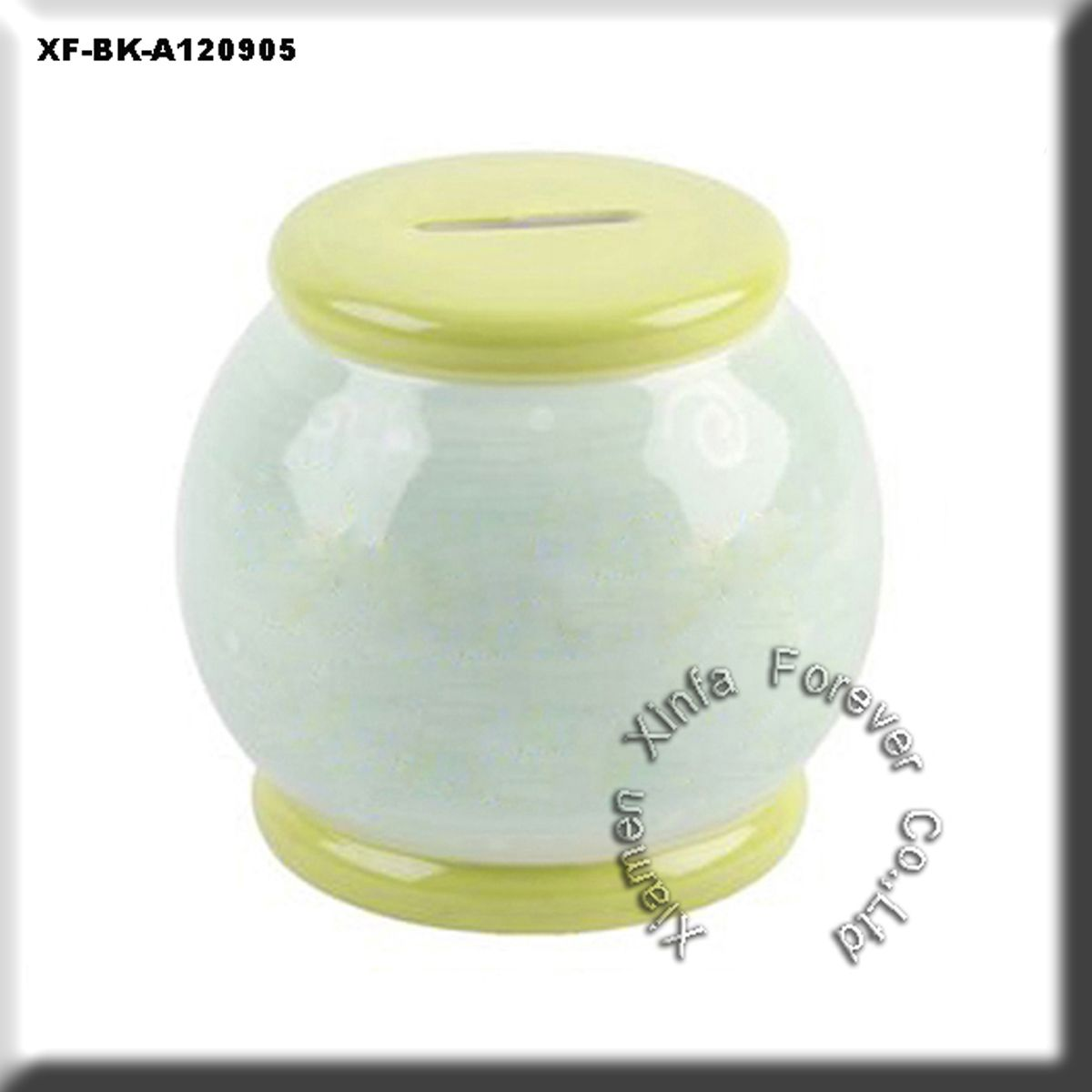 ceramic pot coin bank