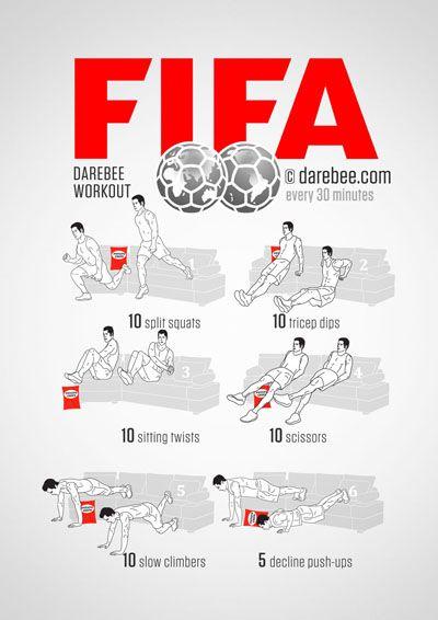 bb9a84785c28cf8759b568605b86eeaa - How To Get In Shape Like A Soccer Player