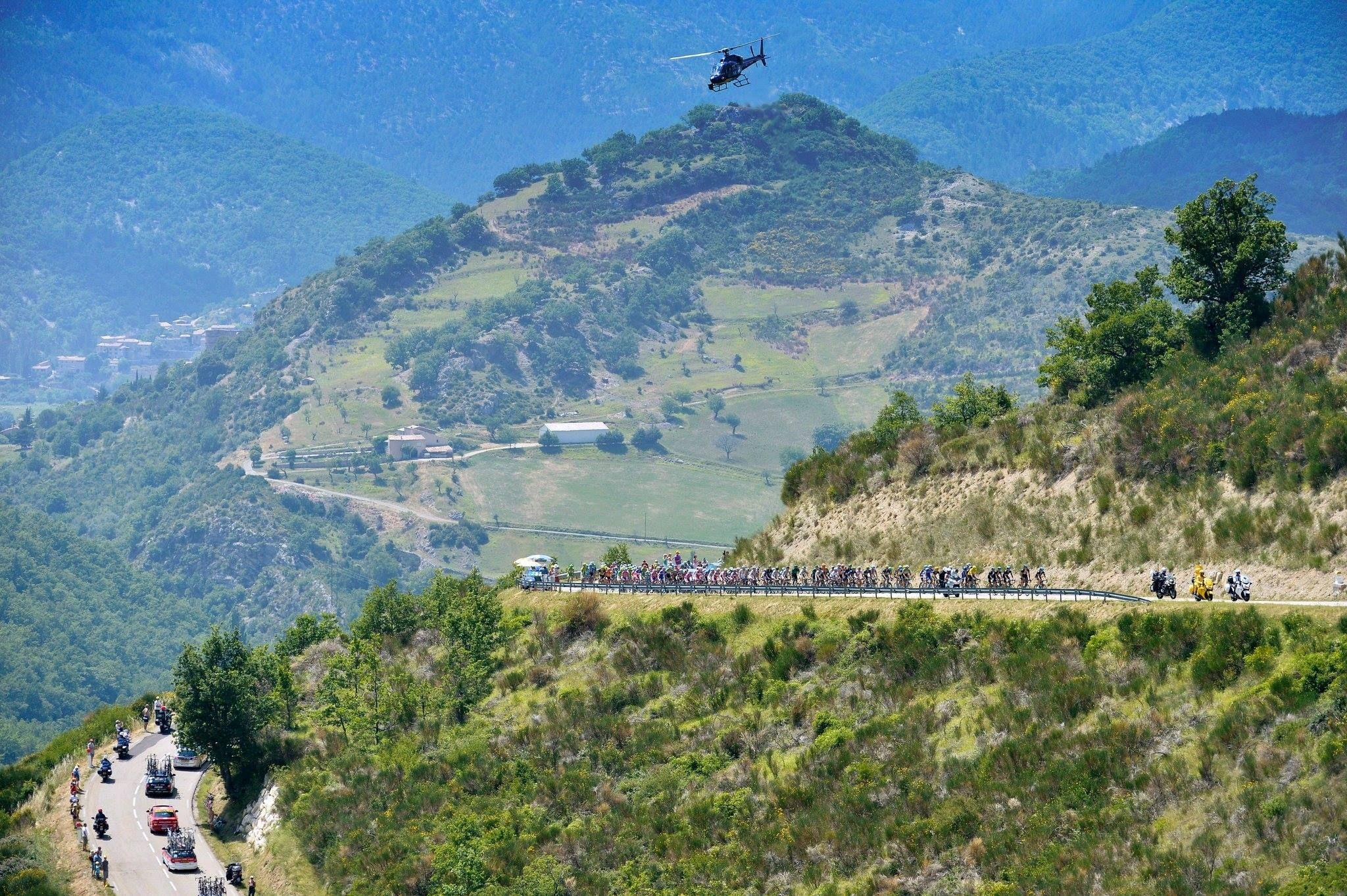 Col de Macuègne, Tour de France 2013 - rit 16: Vaison-la-Romaine - Gap | Tours, Natural ...