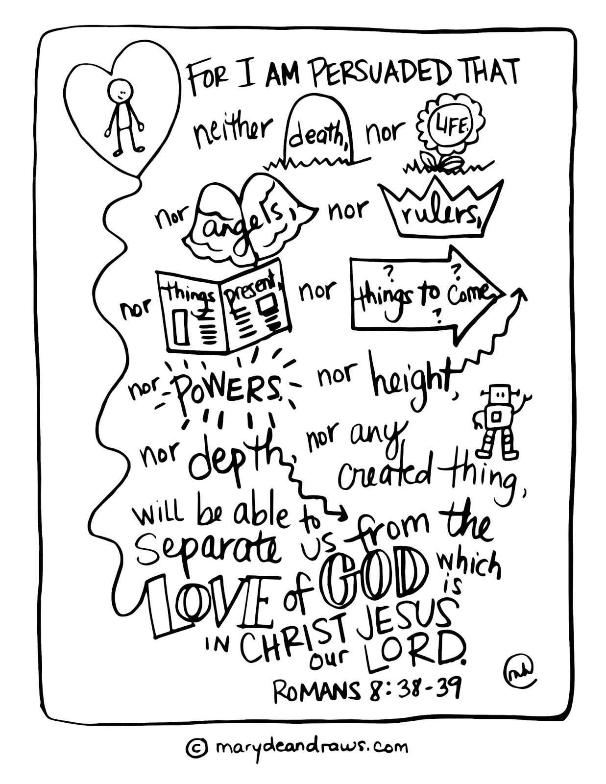 Some Hope If The News Scares You A Greater Fear A Printable