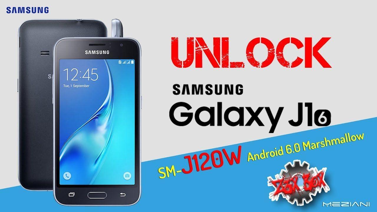 Unlock Samsung Galaxy J120W J1(6) By Z3X New Security 6 0 1 | bypass