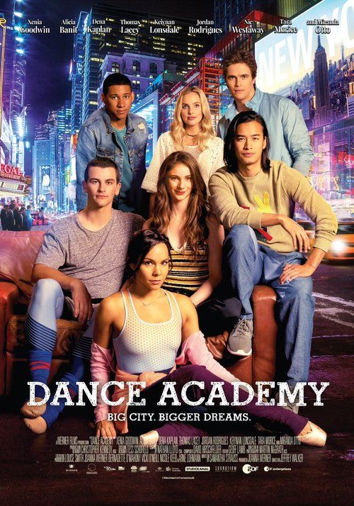 Watch~Dance Academy: The Movie FULL MOVIE(2017) HD~1080p