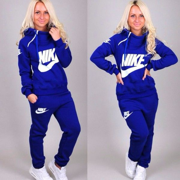 Sweatshirt Top Pullover Hoodie and Joggers Tracksuit Active Fitness Wear Pair