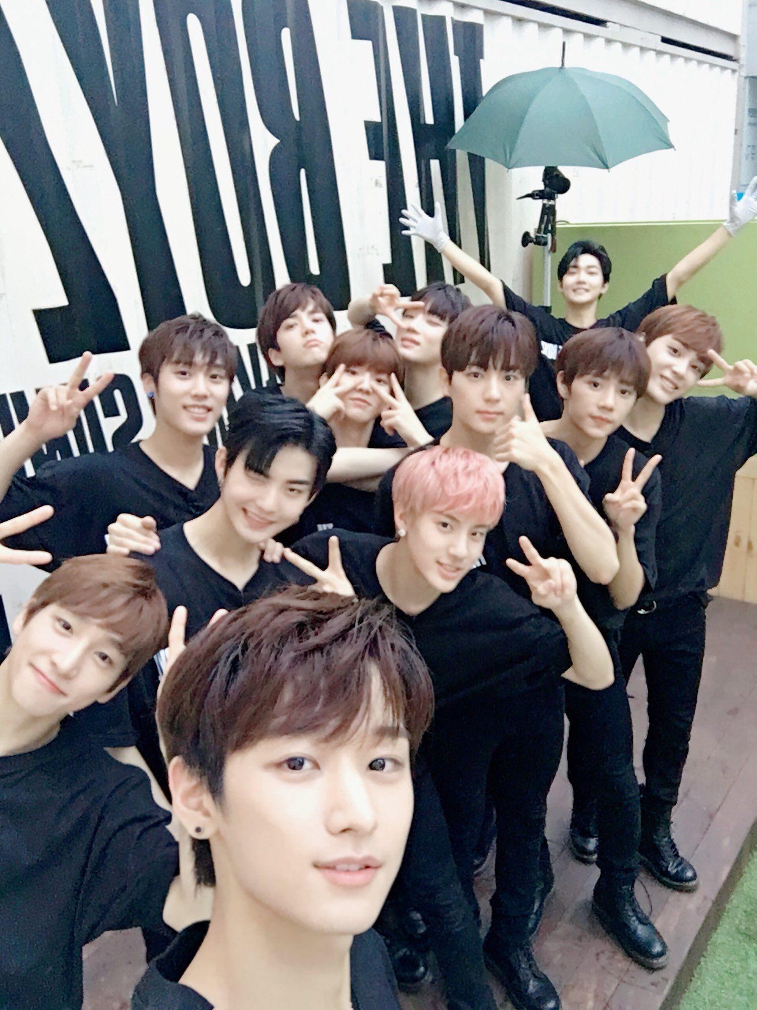 The Boyz New Idol Group Boy Groups Celebrities Kpop