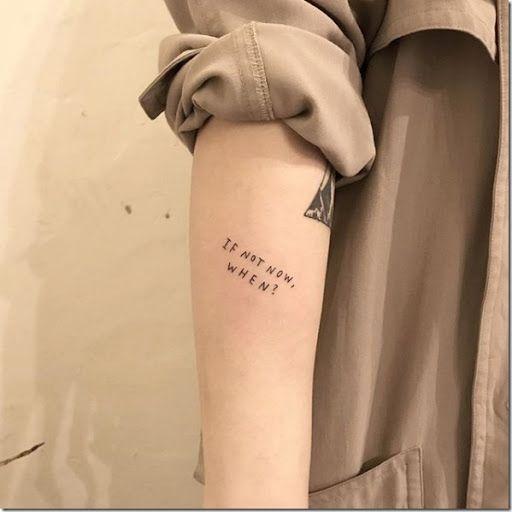 Se não agora, quando? - 60 Pequenas Tatuagens Que Pertencem À Praia Neste Verão #TattooDesigns #TattooIdeen #TattooVorlagen #Tatuagens