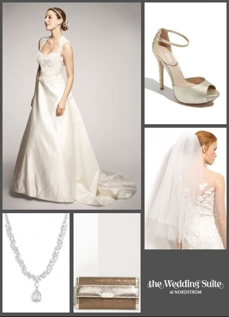 My Wedding Inspiration From The Wedding Suite At Nordstrom Wedding Suits Dresses One Shoulder Wedding Dress