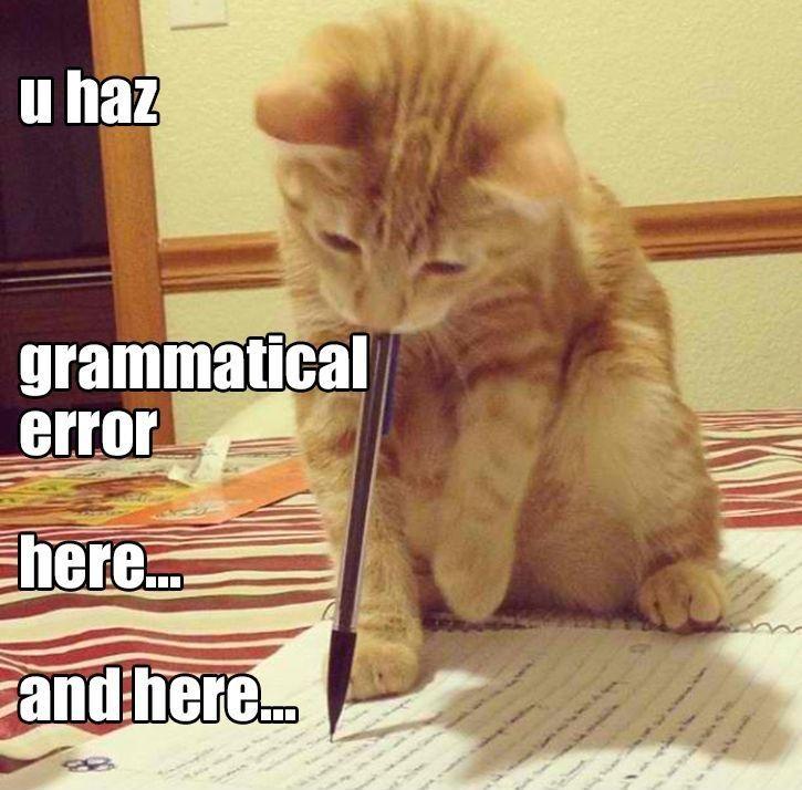 GrammatiCat