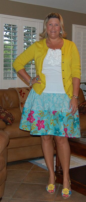 Skirt Pattern - Free Form Fabric - (Hobby Lobby) | Thing I\'ve made ...