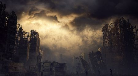 Cry_of_the_pocalypse_by_lucaszoltowski (Stunning Post-Apocalyptic Artwork)