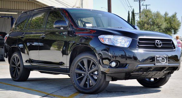 Custom Wheels For Toyota Highlander 6 Toyota Highlander Custom Wheels Toyota