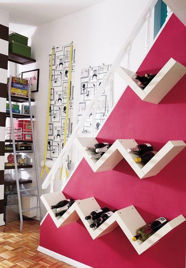 Ideen für Wandgestaltung-coole Wanddeko Selber Machen in 2018 home