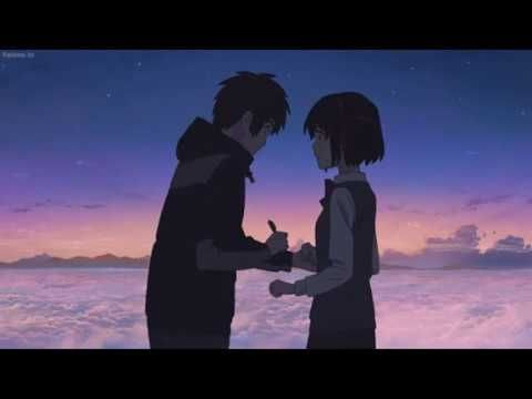 Kimi No Na Wa (Your Name) | Sad Scene (Katawaredoki) | HD English Subtitles