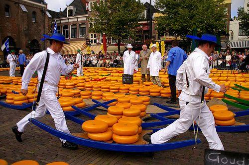 Viajes Y Turistas Los Mejores Viajes Y Destinos Para Tus Vacaciones Queso Cheese Cheese Alkmaar