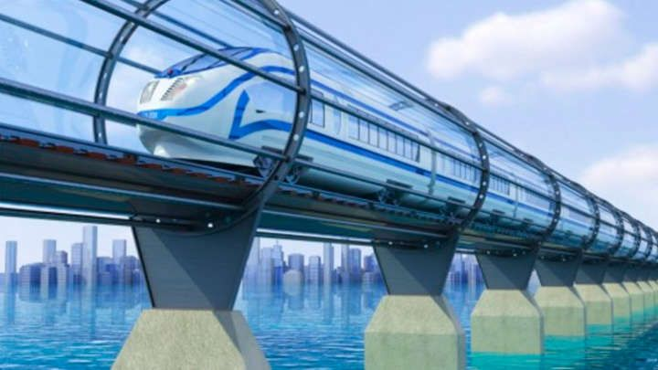 How We Can Make Super-Fast Hyperloop Travel a Reality - IFLScience  IFLScience  How We Can Make Super-Fast Hyperlo https://t.co/bypOIpohrG
