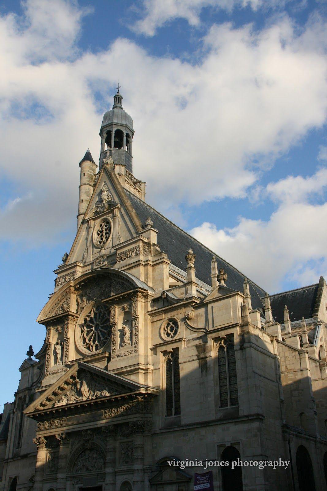 Paris Through My Lens Eglise Saint Etienne du mont Paris
