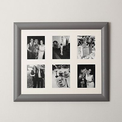 Grey Wide Wood Frame 6 APP | The White Company | House | Pinterest ...
